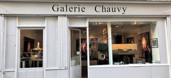 GALERIE CHAUVY