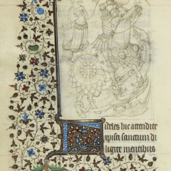 Saint-Georges-enluminure-manuscrit-2